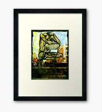 1st fridays Framed Print