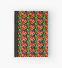 Colour Wheel-Available As Art Prints-Mugs,Cases,Duvets,T Shirts,Stickers,etc Hardcover Journal