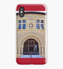 Stanford University History Building iPhone Case/Skin