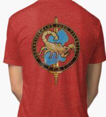 French Desert Survival Tri-blend T-Shirt