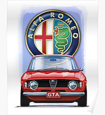 Alfa Romeo Posters Redbubble - Alfa romeo posters