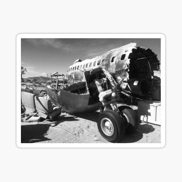 Aircraft Boneyard Sticker