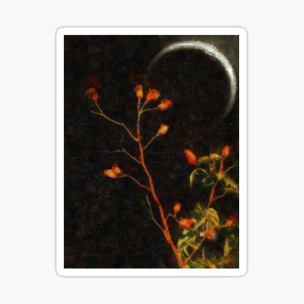 Witch Moon Sticker