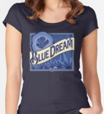 Blue Dream Women's Fitted Scoop T-Shirt