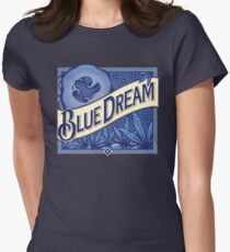 Blue Dream Fitted T-Shirt