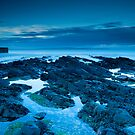 View towards Orkney, John O'Groats, Caithness, Scotland by Iain MacLean