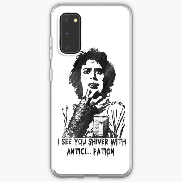 I see you shiver... (Rocky Horror Picture Show) Samsung Galaxy Soft Case