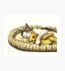 """Goodnight"" Art Print"