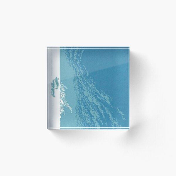 Boris - Flood Acrylic Block