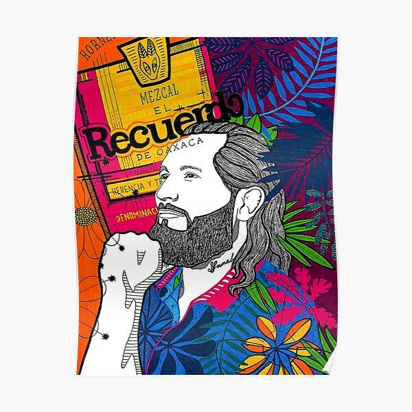 Jorge Masvidal Recuerdo by mijumi Poster