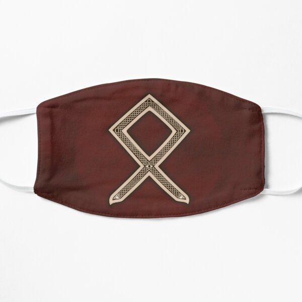 Othala, Odin's Rune (Wodan) - version 2 - Viking / Norse / Saxon Futhark Rune Mask