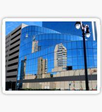 CITY REFLECTIONS  ^ Sticker