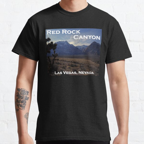 Red Rock Canyon National Conservation Area, Nevada Classic T-Shirt