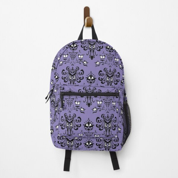 Haunted Mansion Wallpaper - Purple Backpack