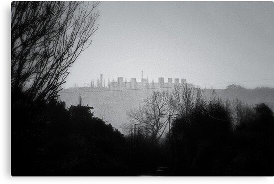 The Big House by Nigel Bangert
