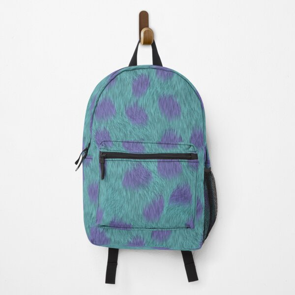 Sully Fur Monsters Inc Inspired  Backpack