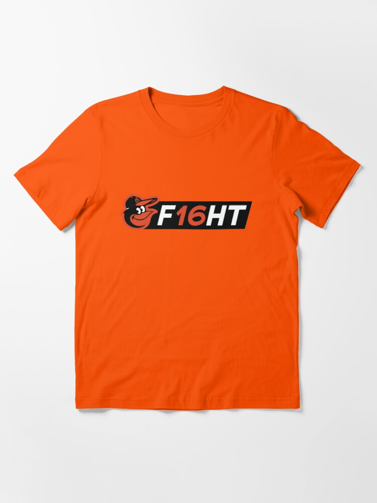 Alternate view of Redbubble selling #F16HT T-shirts as latest gesture of support for Mancini Essential T-Shirt