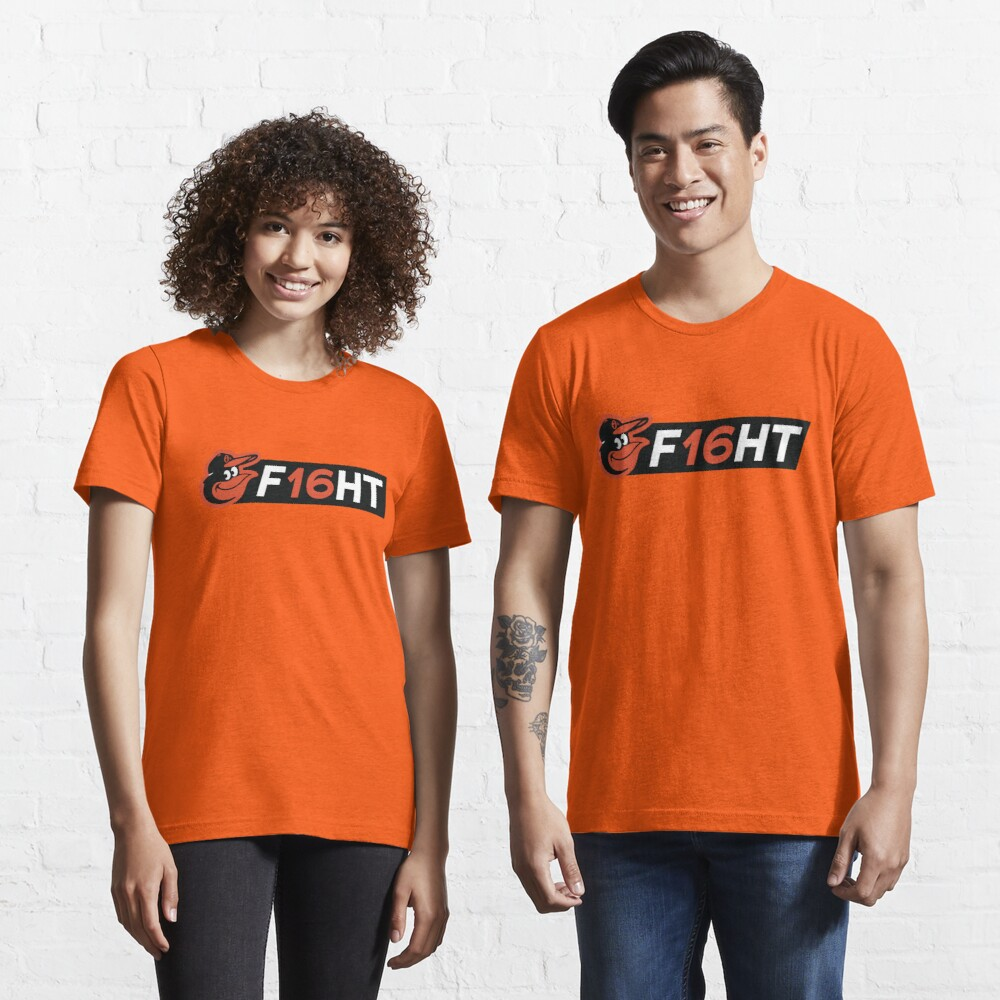 Redbubble selling #F16HT T-shirts as latest gesture of support for Mancini Essential T-Shirt
