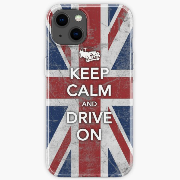 Mini-Drive On iPhone Soft Case