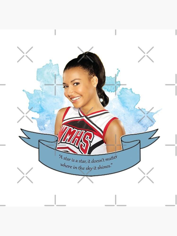 Glee Santana Lopez Watercolour by Megan8210