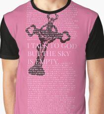 I Talk To God (Ver II) Graphic T-Shirt