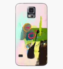 Abstract landscape - The inner landscape Case/Skin for Samsung Galaxy