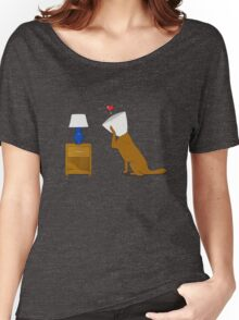 Dog In Love Women's Relaxed Fit T-Shirt