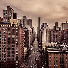 The Mean Streets Of... by EdwardKay