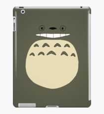 I am Totoro iPad Case/Skin