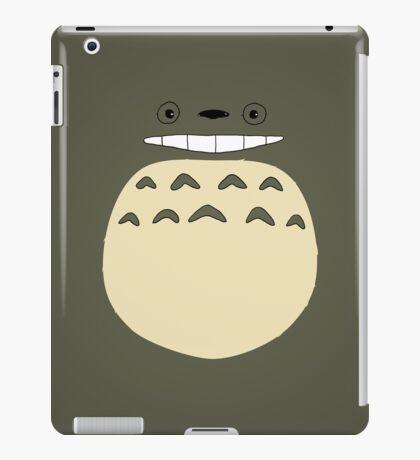 I am Totoro iPad Case/Skin