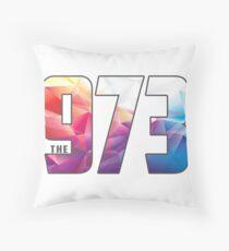 the 973 Throw Pillow