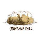Cinnapup Roll by Eli Benik