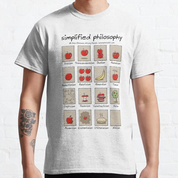 simplified philosophy Classic T-Shirt