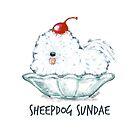 Sheepdog Sundae by Eli Benik