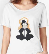 Camiseta ancha Bomba de mono