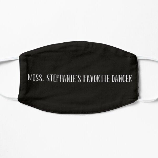 Miss. Stephanie's Favorite Dancer Mask