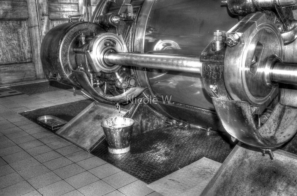 Steampump equipment by Nicole W.