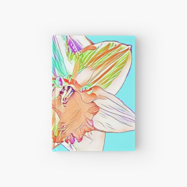 DaffodilBloom Hardcover Journal