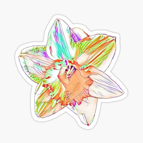 DaffodilBloom Sticker