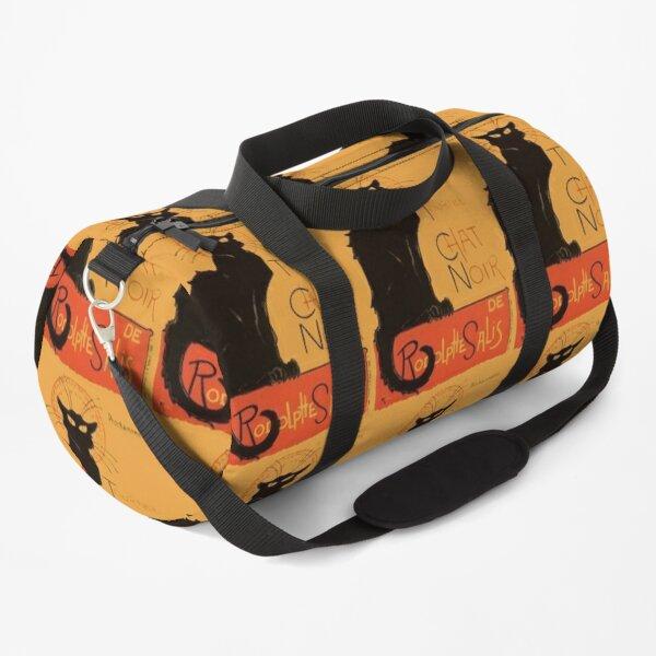 Tournee Du Chat Noir - After Steinlein Duffle Bag