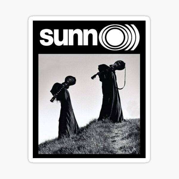 Sunn O))) Sticker