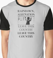 Leave This Country Graphic T-Shirt