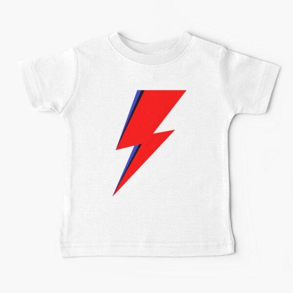 Bowie Bolt Baby T-Shirt