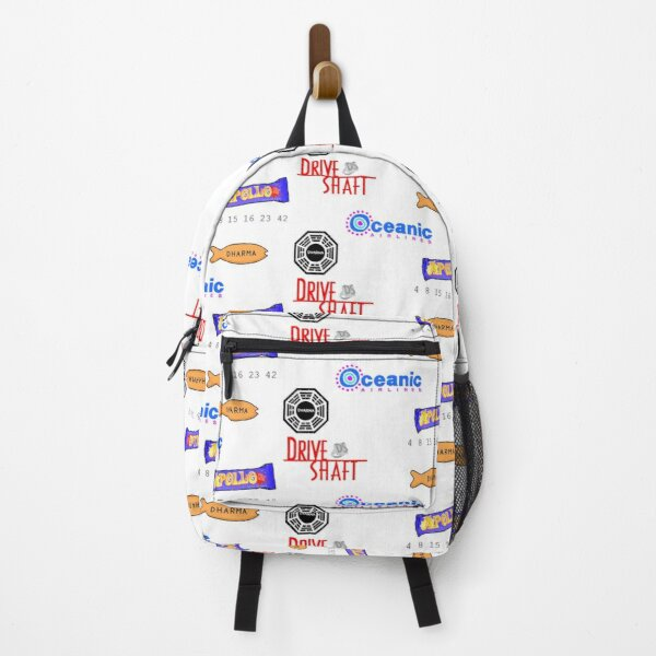Lost Sticker Pack Backpack
