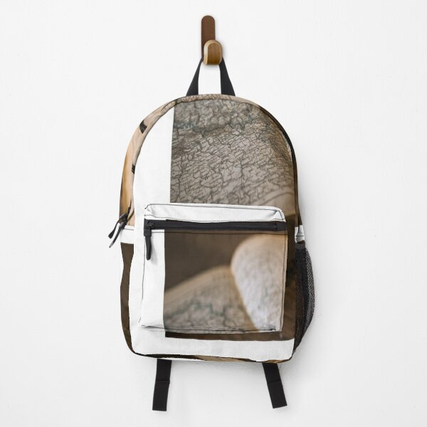 Book Reading Knowledge Glasses Backpack