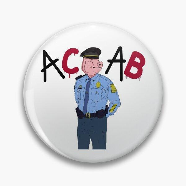 ACAB Pig Pin