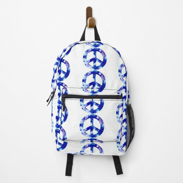 Purple Peace  Backpack
