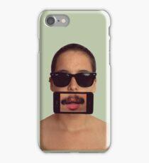 mustache~ iPhone Case/Skin