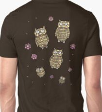 Owls Outing Unisex T-Shirt