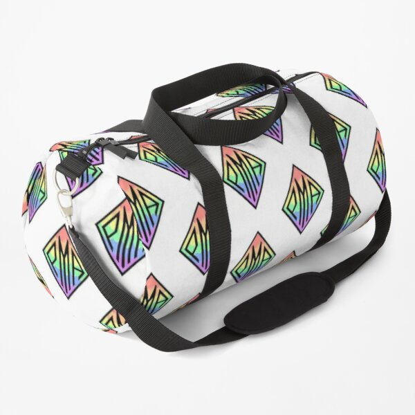 PMA rainbow Duffle Bag
